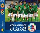 Bolivia Copa América 2015