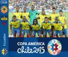 Ecuador Copa América 2015