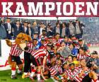 PSV Eindhoven campeón 2014-2015