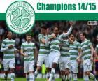 Celtic FC campeón 2014-2015