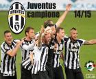 Juventus campeón 2014-20015