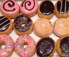 Donuts variados