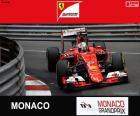 Vettel G.P. Mónaco 2015