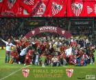 Sevilla campeón E.League 15