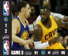 Finales NBA 15, 3er Partido