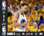 Finales NBA 15, 5º Partido