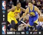 Finales NBA 15, 6º Partido