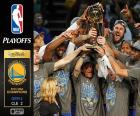 Warriors campeones NBA 2015
