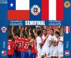 CHI - PER, Copa América 15
