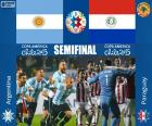 ARG - PAR, Copa América 15