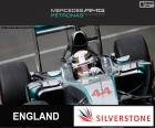 Hamilton GP Gran Bretaña 15