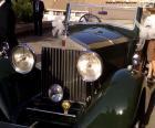 Rolls-Royce nupcial