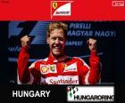 Vettel G.P Hungría 2015