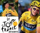 Froome Tour de Francia 2015