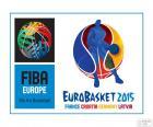 Logo EuroBasket 2015