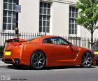 El Nissan GT-R es un automóvil deportivo creado por el fabricante japonés Nissan