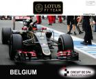 R. Grosjean, GP Bélgica 15