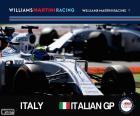 F. Massa, GP de Italia 2015