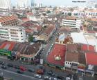 George Town, Malasia