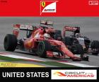 Vettel, G.P EEUU 2015