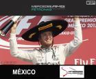 Rosberg G.P. México 2015