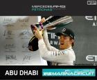 Rosberg G.P Abu Dabi 2015