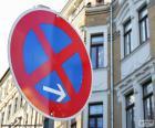 Prohibido parar y aparcar