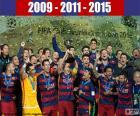 FC Barcelona Copa FIFA 2015