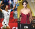 Mejor Jugadora FIFA 2015