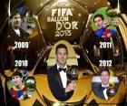 Balón de Oro FIFA 2015