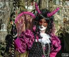 Vestido de Carnaval rosa