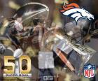 Broncos, campeón Super Bowl 2016