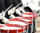 Varios tambores