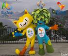 Mascotas olímpicas de Río 2016