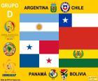 Grupo D, Copa América 2016
