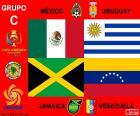 Grupo C, Copa América 2016