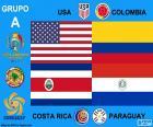 Grupo A, Copa América 2016