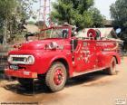 Camión de bomberos, Birmania