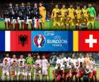 Grupo A, Euro 2016