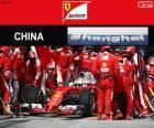 S.Vettel G.P de China 2016