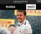 Rosberg, G.P Rusia 2016