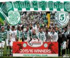 Celtic FC campeón 2015-2016