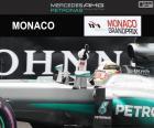 Lewis Hamilton, G.P Mónaco 2016
