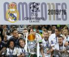 Real Madrid, Champions15-16