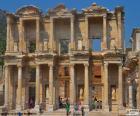 Biblioteca de Celso, Èfeso, Turquía
