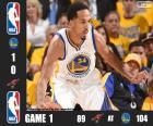 Finales NBA 16, 1er Partido