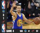 Finales NBA 16, 4º Partido