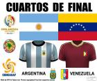ARG - VEN, Copa América 16