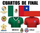 MEX - CHI, Copa América 16