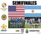 USA-ARG, Copa América 2016